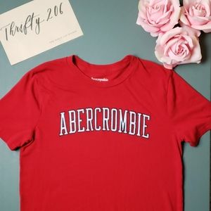 [Abercrombie kids] Size 15/16 Short Sleeved Tee